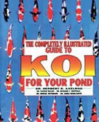 Books: Completely Illustrated Guide to Koi for your Pond - multiple authors