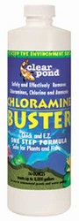 Clear Pond: Chloramine Buster (16-oz)